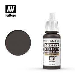 VALLEJO Model Color G.C.Bla.Brown [VAL70822]
