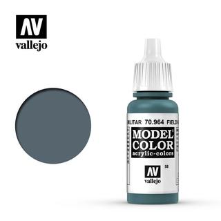 VALLEJO Model Color Field Blue [VAL70964]