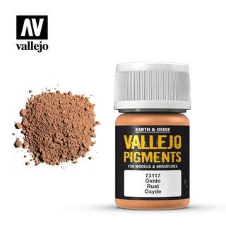 VALLEJO Pigment Rust [VAL73117]