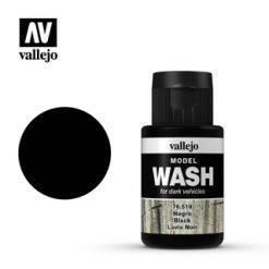 VALLEJO Model Wash Black 35ml [VAL76518]