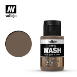 VALLEJO Model Wash Oil.Earth 35ml [VAL76521]