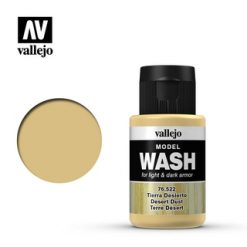 VALLEJO Model Wash Des.Dust 35ml [VAL76522]