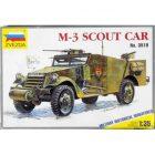 ZVEZDA M-3 Armored Scout Car [ZVZ3519]