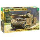 ZVEZDA Panzer IV Ausf.H [ZVZ3620]