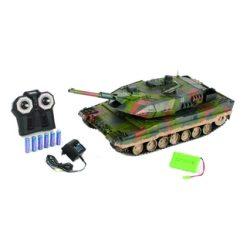 CARSON 1:16 Leopard 2A5 tank [CAR406020]