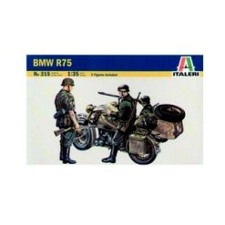 ITALERI Bmw R75 With Sidecar [ITA0315]
