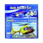 """REVELL 1:72 Airbus Helicopter EC-135 """"ANWB"""" [REV64939]"""