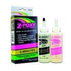 ZAP Z-POXY PT-38 5-min. (groot.237ml.) (1mtr ivm post) [ZAPPT38]