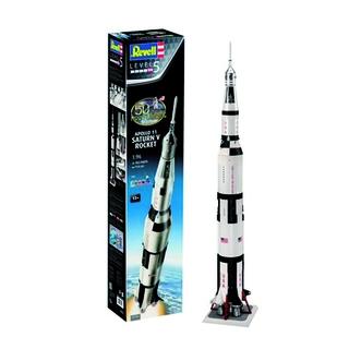 REVELL 1:96 Apollo 11 Saturn V Rocket [REV03704]