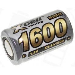 X-CELL 1.2V 1600mAh (per cel) 2/3aa [XC121600NI]