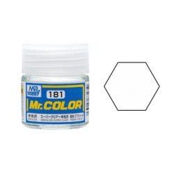 Mr. Color (10ml) Semi-Gloss Super Clear (Nr.181) [MRHC181]