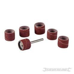 Quartel 7 delige schuurkoker set 12.7mm [TS783145]