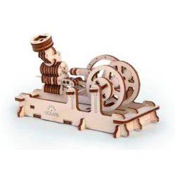 Ugears werkende pneumatische motor (houtbouw) [UG70009]