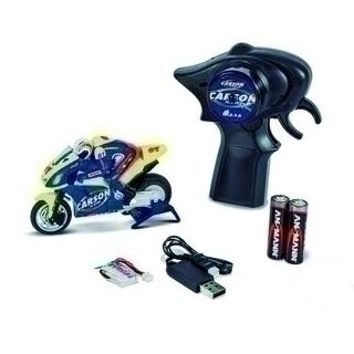 CARSON Micro Bike 2.4Ghz 100% RTR [CAR404125]