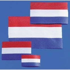 KRICK Nederlandse vlag 25 x 38mm [KRI63461]