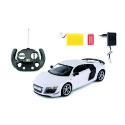 SIVA Audi R8 GT 1:14 Wit RTR (1mtr ivm post) [SIV50055]