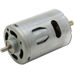 LOC elektromotor 24V 4000 t/m as diameter 6 mm [LOC65894]