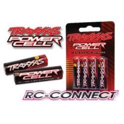 Battery, Power Cell AA Alkaline (4) [TRX2914]