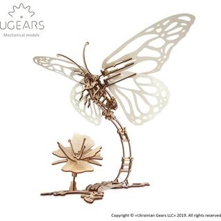 Ugears vlinder [UG4820184121010]