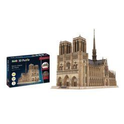 REVELL Notre Dame 3D wood puzzel [REV00190]