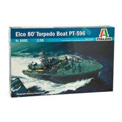 ITALERI Elco 80 Torpedo-boot PT596 [ITA5602]