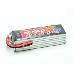 PICHLER Red Power SLP 3500mAh 22.2.25C LiPo [PIC9420]