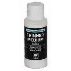 VALLEJO Thinner Medium 60ml. [VAL73524]