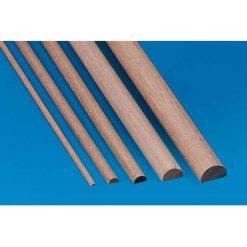 KRICK halfrond hout 1.5x3 [KRI081653]