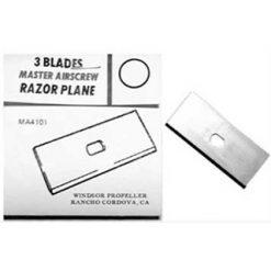 MHD mesje voor schaaf (master airscrew) [MHDS0314101]