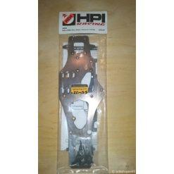 HPI RS4 Mini Main chassis [HPIA904]