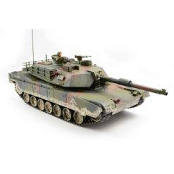 Hobby Engine M1A1 Abrams Battle Tank Camo [CMLHE0711]
