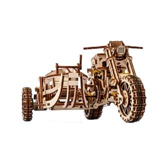 70089 Ugears UGR-10 motor met zijspan [UG4820184121133]