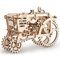 Ugears werkende houten tractor [UG70003]