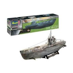 REVELL 1:72 German Submarine Type VII C/41 [REV05163]