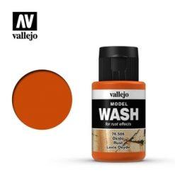 VALLEJO Model Wash Rust 35ml [VAL76506]