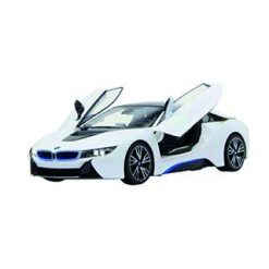 JAMARA 1:14 BMW i8 Wit Deur open via zender [JA404571]