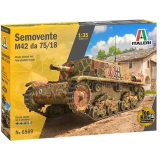 ITALERI 1:35 Semovente M42 da 75/18 Tank [ITA6569]