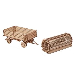 """Wood Trick aanhanger voor tracktor """"Trailer for tractor"""" [WTR00020]"""