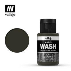 VALLEJO Model Wash Dark Grey 35ml [VAL76517]