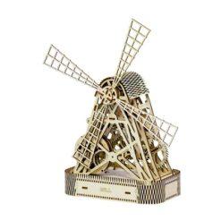 Wooden City - Windmolen (222 stukjes) [WR307]