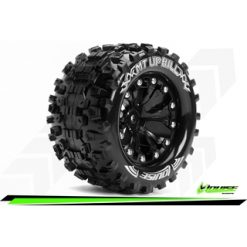 Louise RC 1:10 monster truck uphill (2) [PROLR-T3204SB]