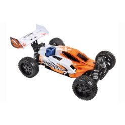 T2M Pirate Nitro 4wd RC 1/10 buggy met 2.4GHz RC verbrand. [T4926]