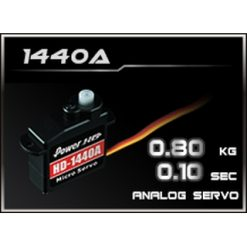 Power HD Servo 1440 Analoog [RCP-HD1440A]