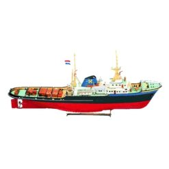 BILLING BOATS Zwarte Zee (ABS Romp) 1:90 [BB510592]