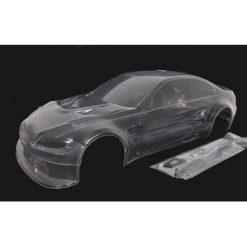 FG BMW M3 body 1:5 ALMS. 2mm glasklar [G08180L]