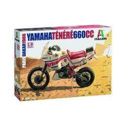 ITALERI 1:9 Yamaha Tenere 660 Cc 1986 [ITA4642]