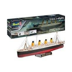 REVELL 1:400 RMS Titanic Technik [REV00458]
