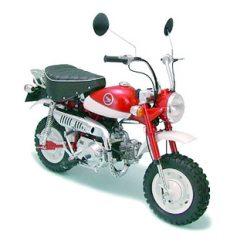 TAMIYA 1:6 Honda Monkey 2000 Anniversary [TA16030]